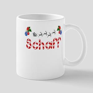 Schaff, Christmas Mug