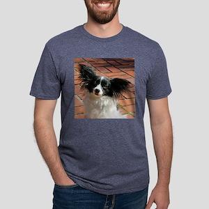 PapillonCup8 Mens Tri-blend T-Shirt