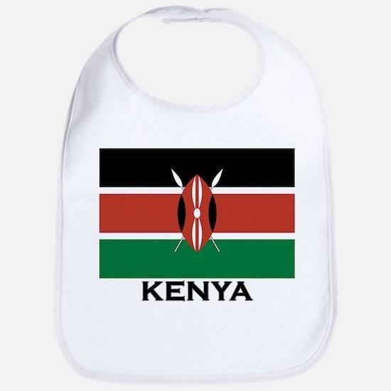 Kenya Flag Merchandise Bib
