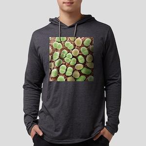 c0021381 Mens Hooded Shirt