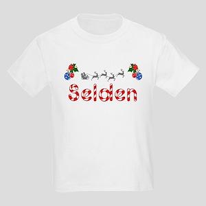 Selden, Christmas Kids Light T-Shirt