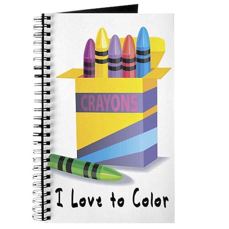 Jwish Kids Love To Color Journal