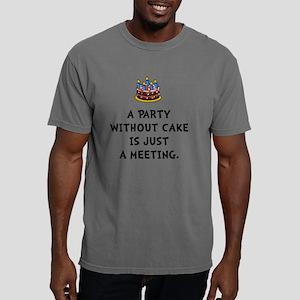 Cake Meeting Mens Comfort Colors Shirt