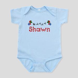 Shawn, Christmas Infant Bodysuit