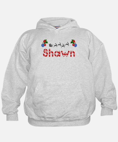 Shawn, Christmas Hoody