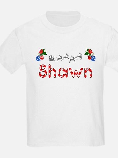 Shawn, Christmas T-Shirt