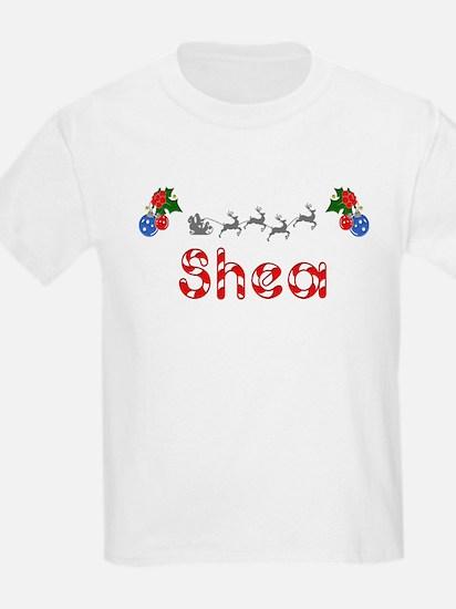 Shea, Christmas T-Shirt