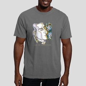 10x10SHolmesANouvBLK Mens Comfort Colors Shirt