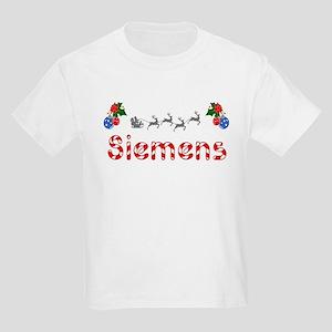 Siemens, Christmas Kids Light T-Shirt