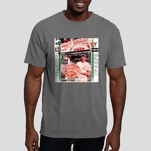 redboy pizza Mens Comfort Colors Shirt