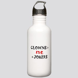 Clowns and Jokers Stainless Water Bottle 1.0L