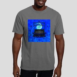 Writer Deadlines Clock.p Mens Comfort Colors Shirt