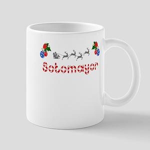 Sotomayor, Christmas Mug