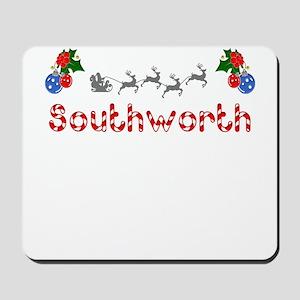 Southworth, Christmas Mousepad