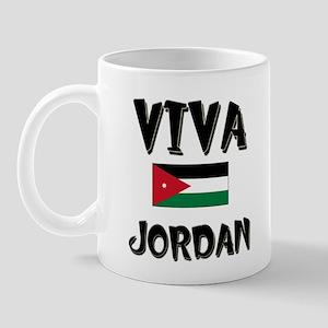 Flag of Jordan Mug