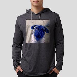 lilyclk Mens Hooded Shirt