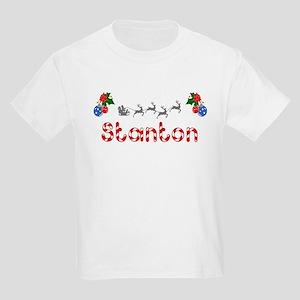Stanton, Christmas Kids Light T-Shirt
