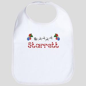 Starrett, Christmas Bib