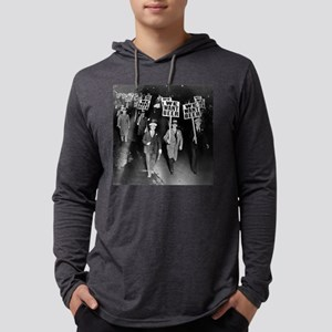 We Want Beer! Protest Mens Hooded Shirt