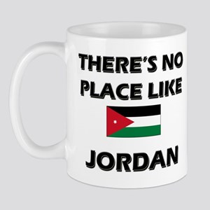 There Is No Place Like Jordan Mug