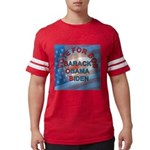 Vote BOB BIG Button 203_H_F co Mens Football Shirt