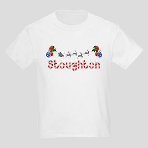 Stoughton, Christmas Kids Light T-Shirt