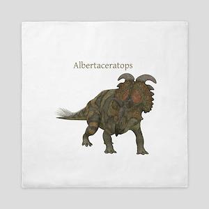 Albertaceratops Queen Duvet