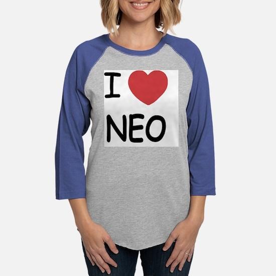 NEO.png Womens Baseball Tee