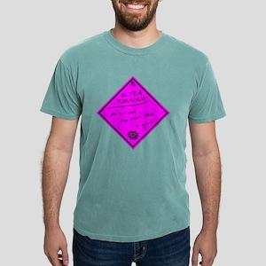 run girl 4 Mens Comfort Colors Shirt