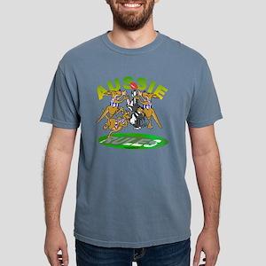 2-afl Mens Comfort Colors Shirt