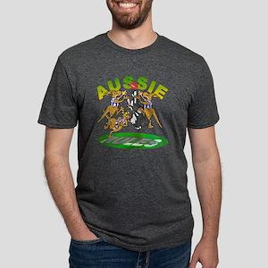 2-afl Mens Tri-blend T-Shirt