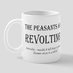 Peasants Mug