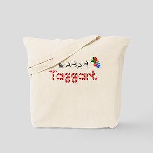 Taggart, Christmas Tote Bag