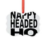 nappyheadedho Picture Ornament