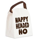 nappyheadedhohairy Canvas Lunch Bag