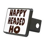 nappyheadedhohairy Rectangular Hitch Cover