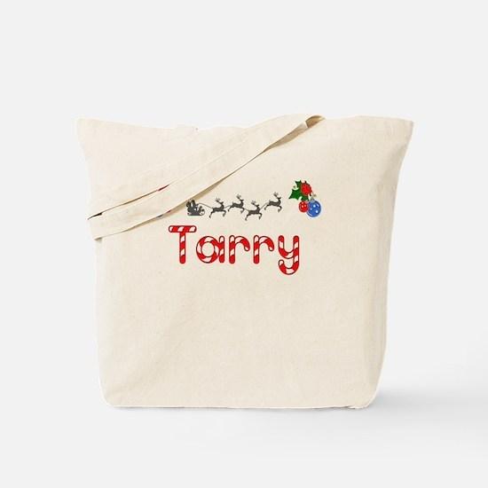 Tarry, Christmas Tote Bag