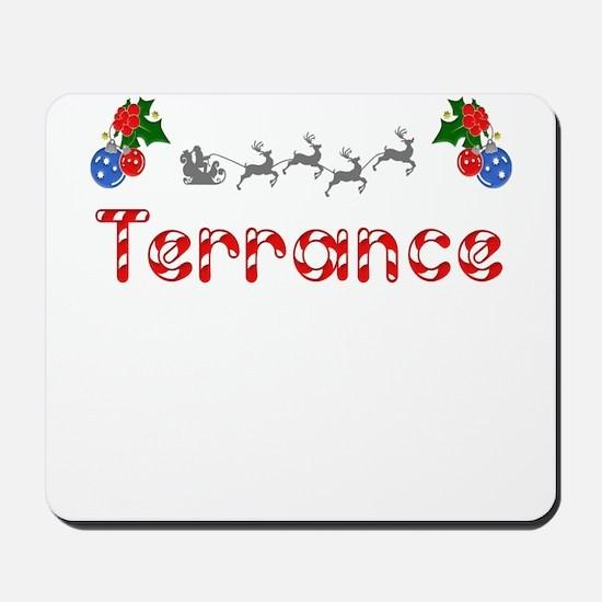 Terrance, Christmas Mousepad