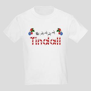 Tindall, Christmas Kids Light T-Shirt