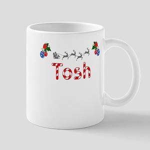 Tosh, Christmas Mug