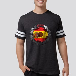 Spain Soccer Mens Football Shirt