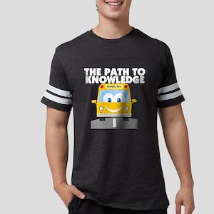 Path to Knowledge Mens Football Shirt