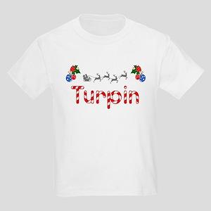 Turpin, Christmas Kids Light T-Shirt