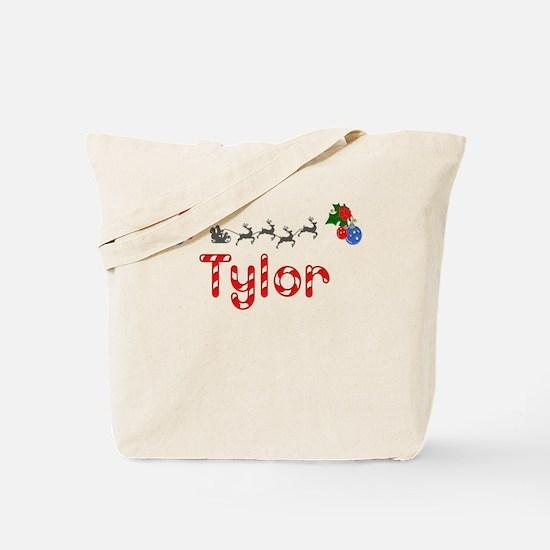 Tylor, Christmas Tote Bag
