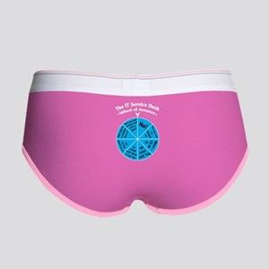 IT Wheel of Answers. Women's Boy Brief
