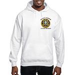 SECOND ARMORED CAVALRY REGIMENT Hooded Sweatshirt
