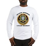 SECOND ARMORED CAVALRY REGIMEN Long Sleeve T-Shirt