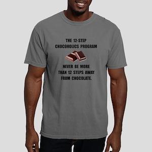 Chocoholics Program Mens Comfort Colors Shirt