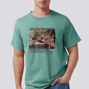 Meaning of Dance Mens Comfort Colors Shirt