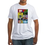 Manchester Fitted T-Shirt